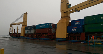 Contract Stevedoring