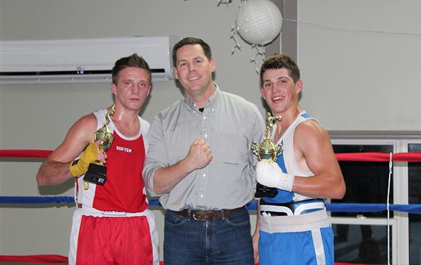 TRC Boxing Club, St. John's NL